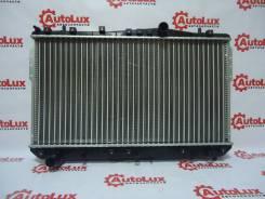 Радиатор охлаждения двигателя. Chevrolet Lacetti Двигатели: L14, L34, L44, L79, L84, L88, L91, L95, LBH, LDA, LHD, LMN, LXT