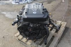 Двигатель в сборе. Nissan 350Z, Z33 Nissan Fairlady Z, Z33 Двигатели: VQ35DE, VQ35DENEO