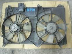 Вентилятор охлаждения радиатора. Nissan AD, WFY11 Toyota Estima, ACR40