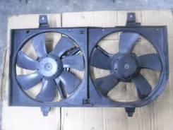Вентилятор охлаждения радиатора. Nissan Primera, TP12 Двигатель QR20DE