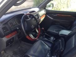 Toyota Land Cruiser Prado. автомат, 4wd, 4.0 (249 л.с.), бензин, 165 тыс. км