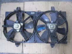 Вентилятор охлаждения радиатора. Nissan: Bluebird Sylphy, Sunny, Primera, Almera, AD, Wingroad Двигатели: QG15DE, QG18DE, SR16VE, QG13DE, QG18DD, YD22...