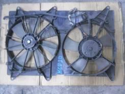 Вентилятор охлаждения радиатора. Toyota Kluger V, MCU20 Двигатель 1MZFE