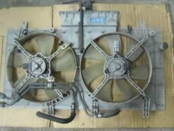 Вентилятор охлаждения радиатора. Mazda Atenza, GGEP