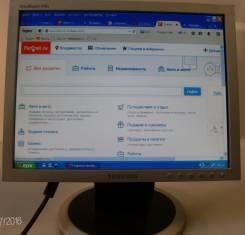 "Samsung SyncMaster 540N. 15"" (38 см), технология LCD (ЖК)"