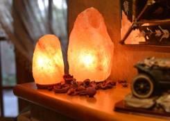 Лампы соляные.