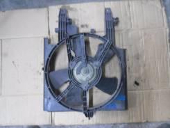 Вентилятор охлаждения радиатора. Nissan Cube, Z10
