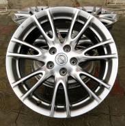 Nissan. 7.5/8.5x18, 5x114.30, ET45/50, ЦО 66,1мм.