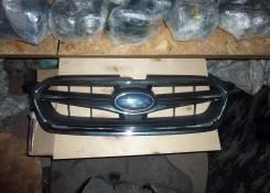 Решетка радиатора. Subaru Legacy, BP5