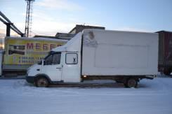 ГАЗ Газель Фермер. ГАЗель Фермер 5м, 3 000 куб. см., 1 500 кг.