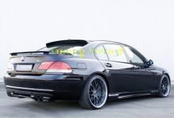 Спойлер. BMW 7-Series