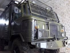 ГАЗ 66. Внедорожный автодом ГАЗ-66, 4 200 куб. см.