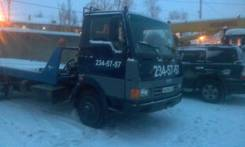 Tata. Эвакуатор ТАТА 613 2012г., 5 600 куб. см., 3 600 кг.