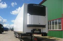 Steelbear. Полуприцеп рефрижератор PC-24T (рамный, увеличенный объем) , 30 000 кг.