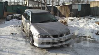Honda Accord Wagon. автомат, передний, 2.3 (160 л.с.), бензин, 124 000 тыс. км