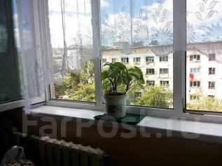Комната, улица Комсомольская 32. Падь, агентство, 18 кв.м. Вид из окна днём