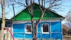 Дом в голубовке. ул.береговая с.Голубовка, р-н Партизанский, р-он, площадь дома 65 кв.м., электричество 15 кВт, отопление твердотопливное, от частног...