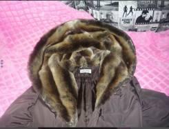 Пальто-пуховики. 46