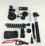 Xiaomi Yi Action Camera. 10 - 14.9 Мп, без объектива
