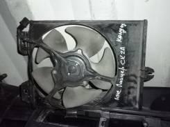 Вентилятор радиатора кондиционера. Mitsubishi Lancer, CK2A Двигатель 4G15