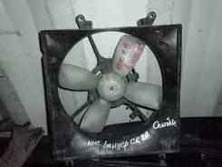 Мотор вентилятора охлаждения. Mitsubishi Lancer, CK2A Двигатель 4G15