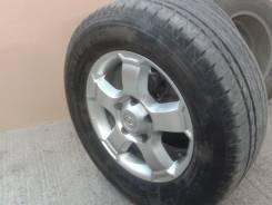 """Комплект """"Bridgestone Ecopia EP850, 285/60 R18"""". 8.0x18 5x150.00 ET60"""