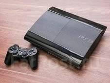 Sony PlayStation 3 Super Slim. Под заказ из Владивостока