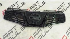 Решетка радиатора. Nissan Qashqai, J10 Nissan Qashqai+2 Двигатели: MR20DE, HR16DE, M9R, K9K, R9M