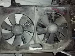 Диффузор. Nissan X-Trail, NT30 Двигатель QR20DE