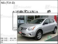 Радиатор двигателя Nissan ROGUE 2007- (T31) dies (M9R) (PA)