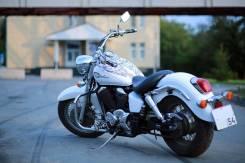 Honda Shadow Ace. 400 куб. см., исправен, птс, с пробегом