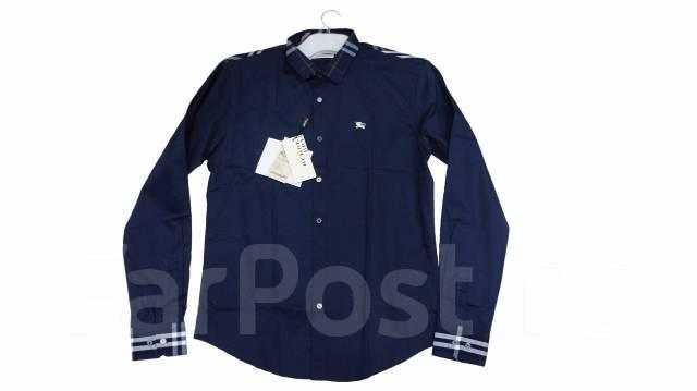 Распродажа! Закрываем магазин! Стильная мужская рубашка Burberry во  Владивостоке 296d21220b4