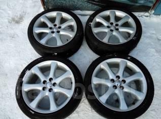 Toyota Caldina. 7.0x17, 5x100.00, ET45, ЦО 54,1мм.
