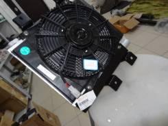 Вентилятор радиатора кондиционера. Isuzu Elf