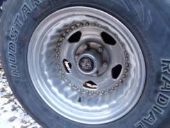Centerline Wheels. 8.5x16, 6x139.70, ET-40