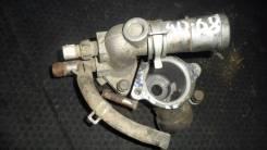 Корпус термостата. Mitsubishi RVR, N28W Двигатель 4D68
