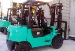 Dalian. Вилочный погрузчик CPCD30 (дизель), 3 000 кг.