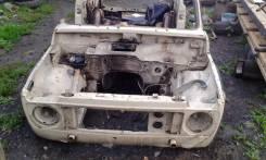 Передняя часть автомобиля. Лада 2121 4x4 Нива