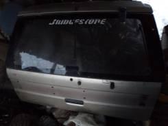 Дверь багажника. Nissan Terrano, WBYD21