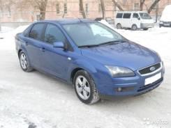 Ford Focus. механика, передний, 1.6 (115 л.с.), бензин, 235 000 тыс. км