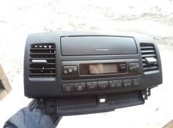 Блок управления климат-контролем. Toyota Mark II Wagon Blit, GX110, JZX115, JZX110, GX115 Toyota Mark II, JZX115, GX110, GX115, JZX110