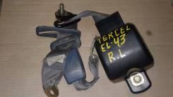 Ремень безопасности. Toyota Tercel, NL40, EL42, EL41, EL40, EL45, EL43 Toyota Corsa, EL41, NL40, EL43, EL45 Двигатели: 5EFE, 5EFHE, 1NT, 4EFE, 2E, 3EE
