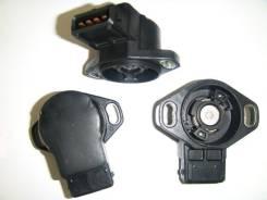 Датчик положения дроссельной заслонки. Mitsubishi Galant, E52A, E55A, E56A, E75A Двигатели: 4G64, 4G93, 4G63