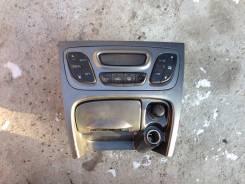 Блок управления климат-контролем. Hyundai Santa Fe Hyundai Santa Fe Classic, SM Двигатели: G6BA, 2, VM, MOTORI, CRDI, D4EA