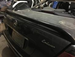 Спойлер. Mercedes-Benz S-Class, W220