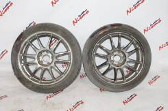 Hot Stuff Cross X-Speed. 8.0x17, 5x114.30, ET30