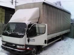 Mitsubishi Canter. Продам грузовик митсубиси кантер 2005г, 4 200 куб. см., 5 000 кг.