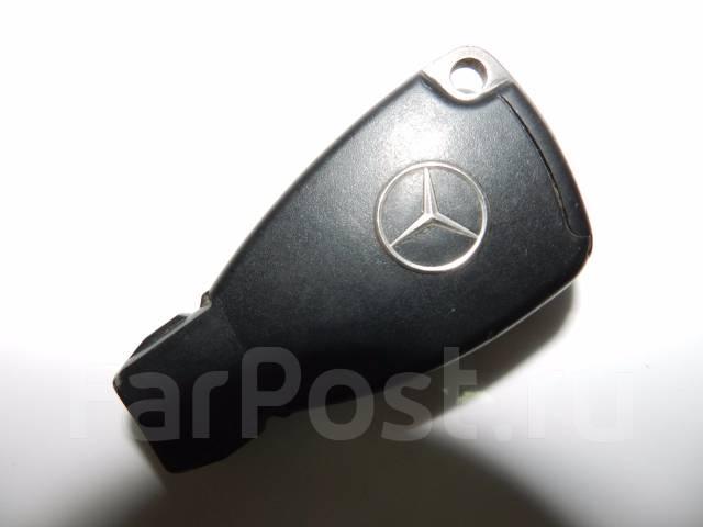 Ключ зажигания. Mercedes-Benz: C-Class, M-Class, CLK-Class, E-Class, ML-Class, S-Class Двигатели: OM, 612, DE, 27, LA, 604, D20, 611, 22, D22, 601, RE...