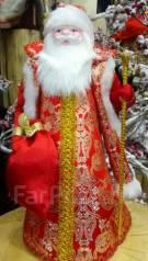 Новогодняя кукла Дед Мороз