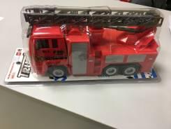 Пожарные машинки.